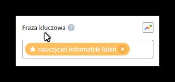 Fraza kluczowa