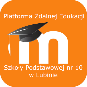 Platforma Zdalnej Edukacji Szkoły Podstawowej nr 10 w Lubinie